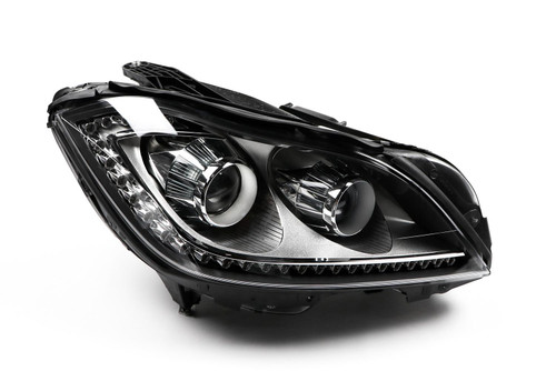 Headlight right Bi-xenon LED DRL Mercedes-Benz CLS C218 11-14