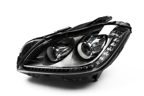 Headlight left Bi-xenon LED DRL Mercedes-Benz CLS C218 11-14