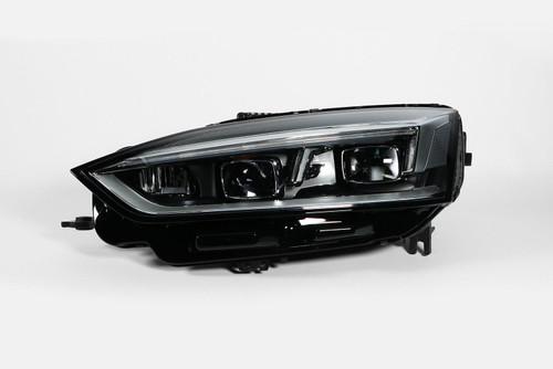 Headlight left LED adaptive Audi A5 16-