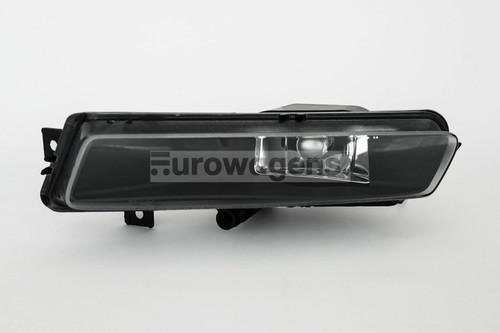 Front fog light left BMW 1 Series E82 E88 2 door 07-10