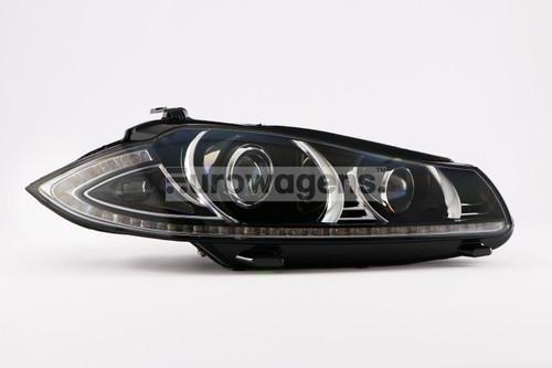 Headlight right bi-xenon LED DRL AFS Jaguar XF 12-15