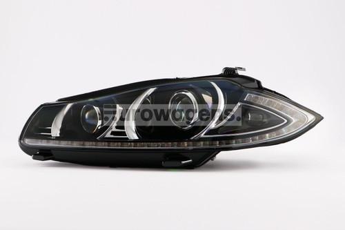 Headlight left bi-xenon LED DRL AFS Jaguar XF 12-15