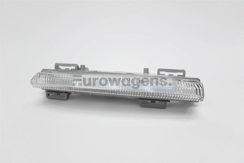 Front bumper LED DRL light right Mercedes-Benz E Class C207 09-12 Coupe