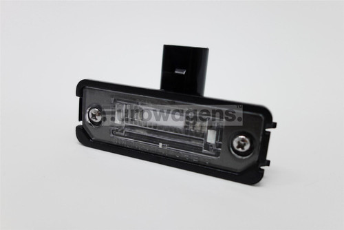 Number plate light VW Lupo 98-05