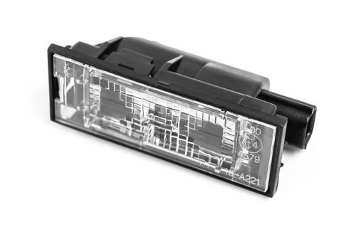 Eurowagens EWS11810.7 Number Plate Light For Movano 10-18