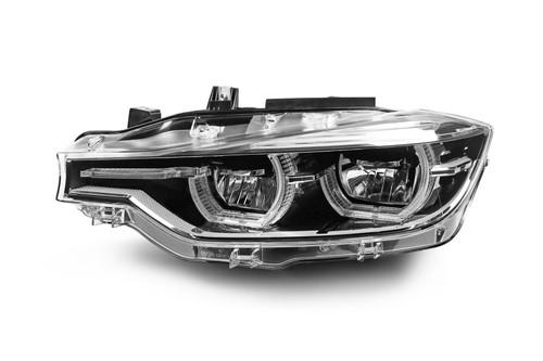 Headlight left full LED BMW 3 Series F30 F31 15-17