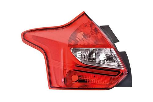 Rear light left Ford Focus MK3 11-14