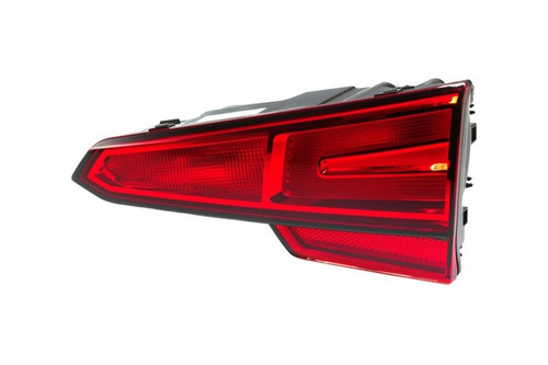 Rear light left inner Audi A4 B9 15-19 Saloon