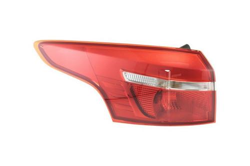 Rear light outer left LED Ford Focus MK3 15-18 Estate