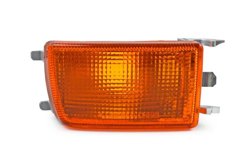 Front indicator right orange VW Golf MK3 92-97