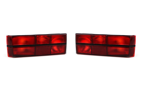 Rear lights set red VW Golf MK1 79-83