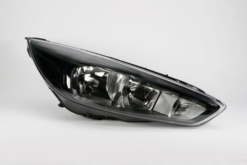 Headlight right black LED DRL Ford Focus MK3 14-17