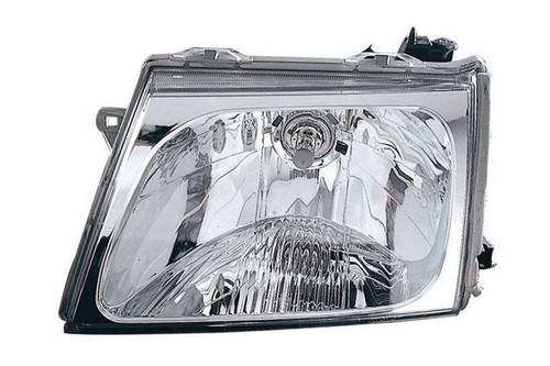 Headlight left Toyota Hilux 01-05