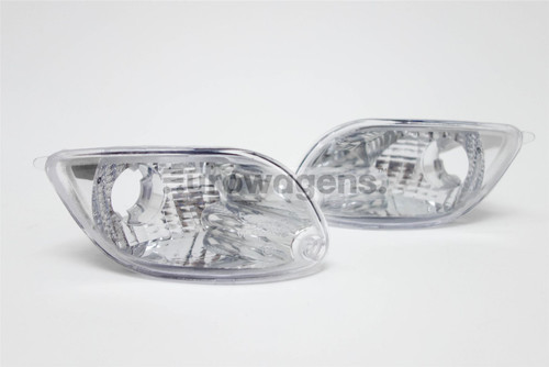 Front indicators set crystal clear Ford Focus 98-01