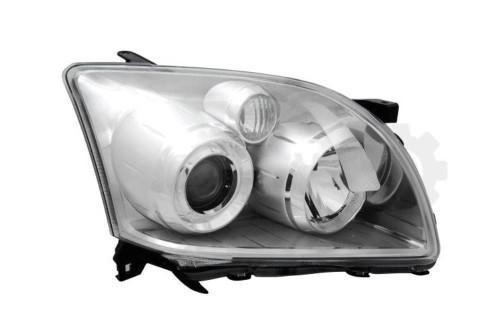 Headlight chrome right Toyota Avensis 06-08