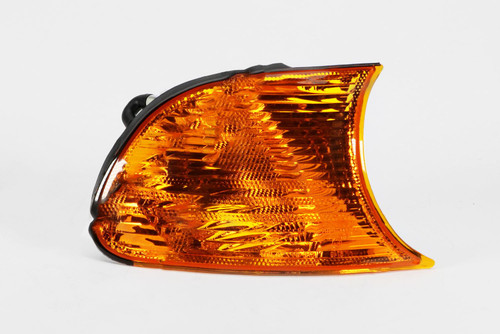 Front indicator right orange BMW 3 Series E46 98-01