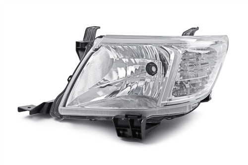 Headlight left Toyota Hilux Vigo 11-15