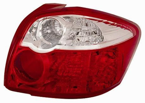 Rear light right Toyota Auris 10-12