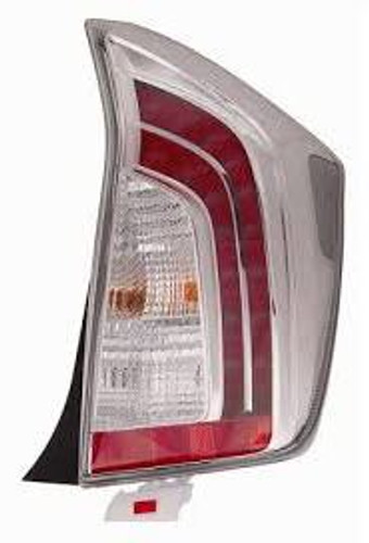 Rear light right LED Toyota Prius 12-15