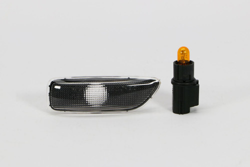 Side indicator right black Volvo S80 98-08