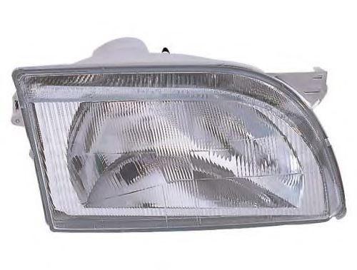 Headlight right Ford Transit 91-95