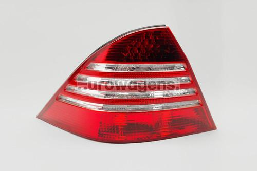 Rear light left LED Mercedes S Class W220 02-05