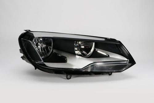 Headlight right VW Touareg 10-14
