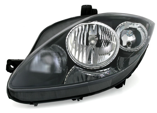Headlight left Seat Leon 09-11