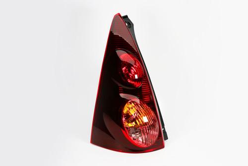 Rear light left Peugeot 107 12-14