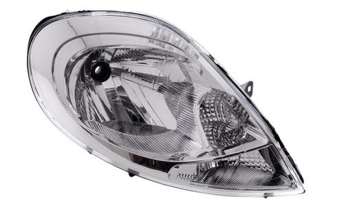 Headlight right Nissan Primastar 06-07