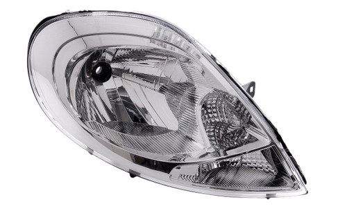 Headlight right Vauxhall Vivaro 07-13
