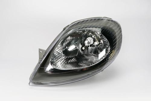 Headlight left Vauxhall Vivaro 02-06