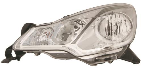 Headlight left Citroen DS3 10-15
