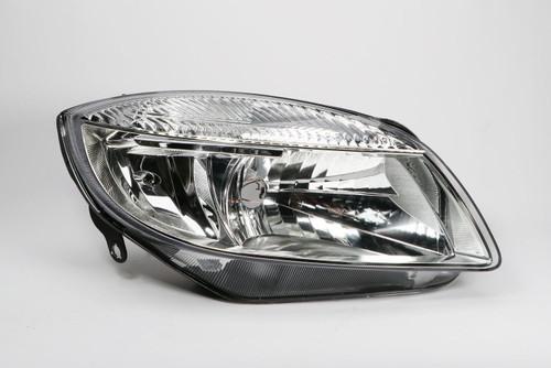 Headlight right Skoda Roomster 06-09