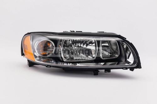 Headlight right Volvo V70 05-07