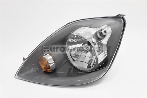 Headlight left grey Ford Fiesta 05-08