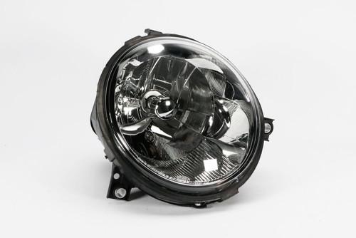 Headlight right VW Lupo 98-05