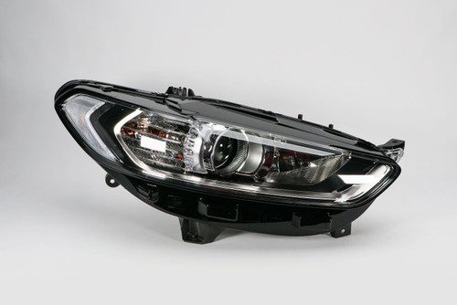 Headlight right chrome Ford Mondeo 15-18