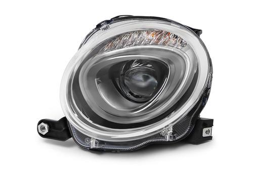 Headlight left Fiat 500 15-18 Magneti Marelli