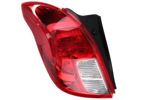 Rear light left Vauxhall Mokka 12-16