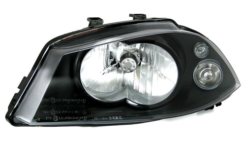 Headlight left single reflector Seat Cordoba 03-06