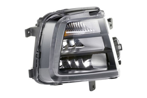 Front fog light DRL right VW Scirocco 14-