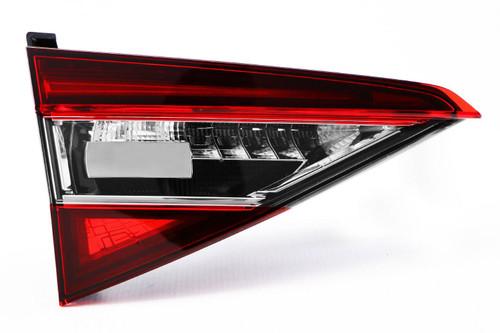 Rear light inner left LED Skoda Superb 15-19 Hatchback