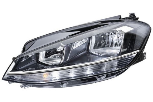 Headlight left LED DRL VW Golf MK7 17-