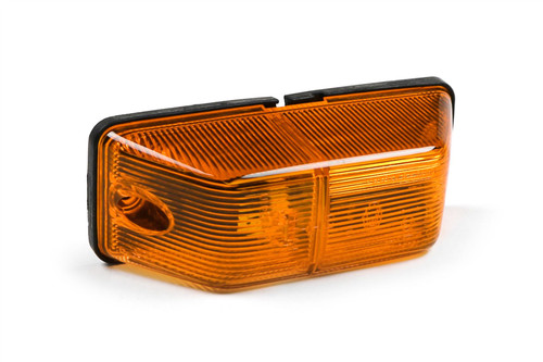 Side indicator orange left Mercedes-Benz Sprinter 95-06 Hella