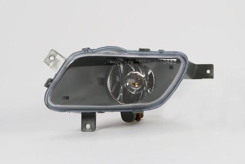 Front fog light left Volvo V70 05-07