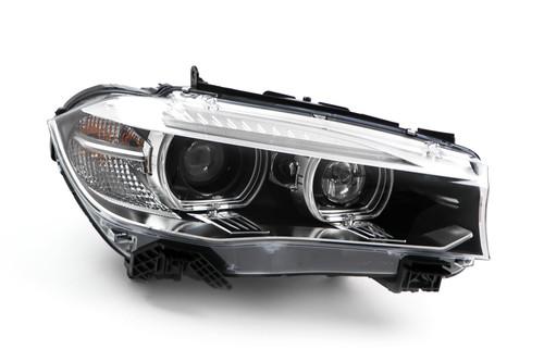 Headlight right Bi-xenon LED DRL AFS BMW X5 14-
