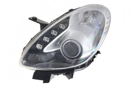 Headlight left chrome Bi-xenon LED DRL AFS Alfa Romeo Giulietta 10-
