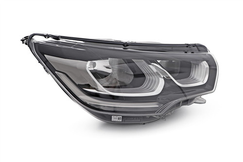 Headlight right LED DRL Citroen C4 14-17