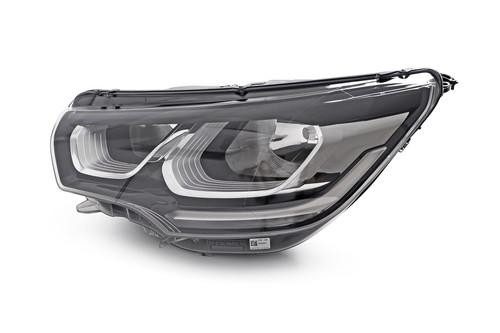 Headlight left LED DRL Citroen C4 14-17